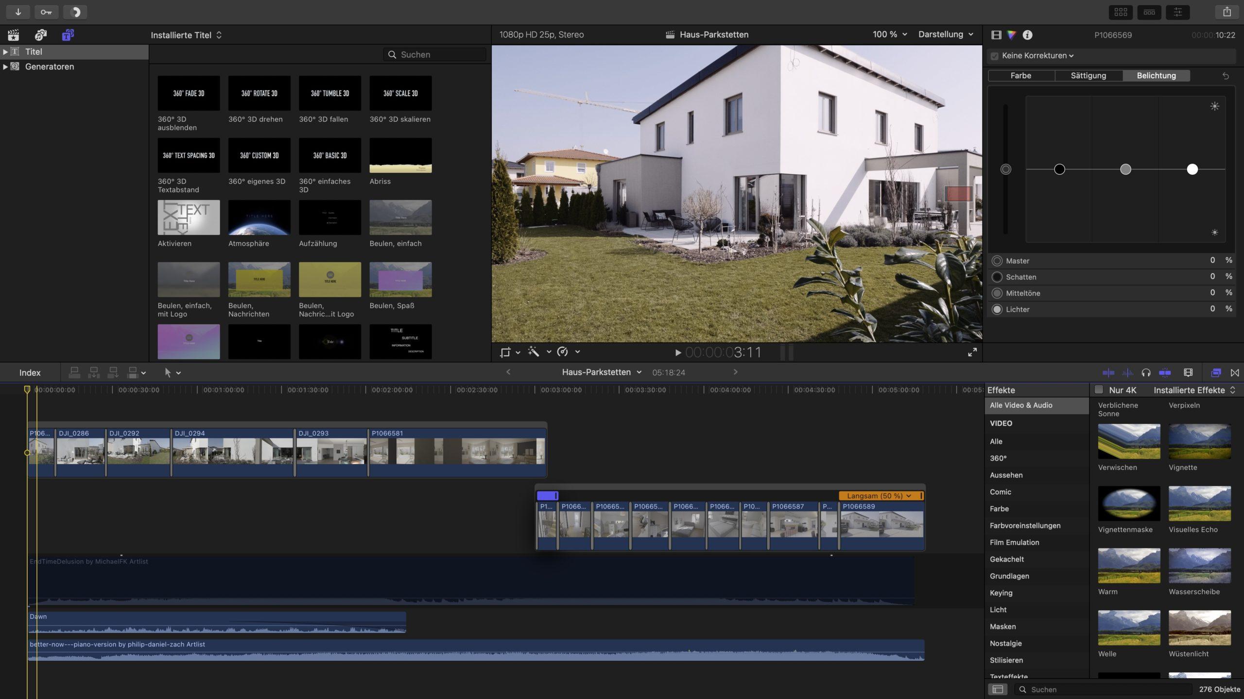 Videoproduktion in Regensburg