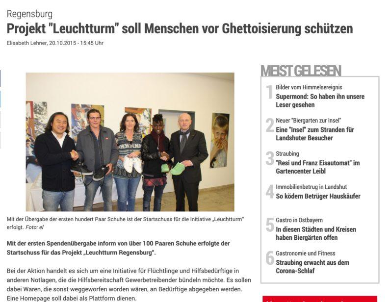 "Projekt ""Leuchtturm"" soll Menschen vor Ghettoisierung schützen"